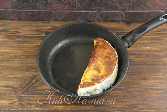 Как готовить омлет Пуляр