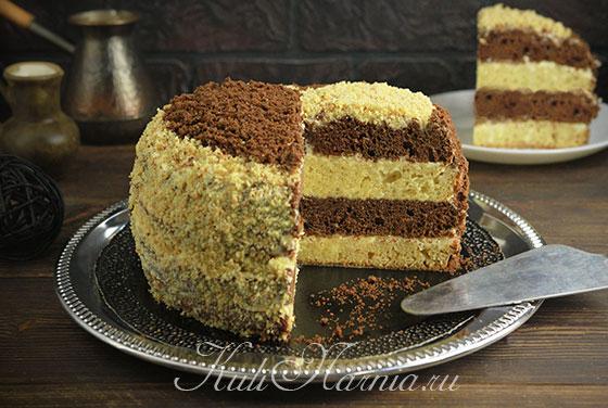 Как готовить торт День и ночь