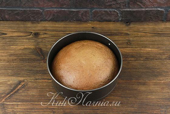Как испечь торт День и ночь