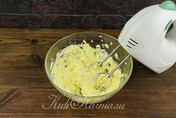 Крем для торта День и ночь рецепт