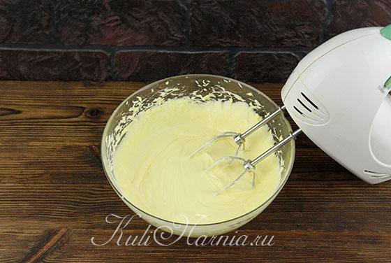 Крем для торта День и ночь