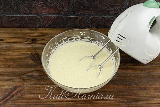 Рецепт торта День и ночь