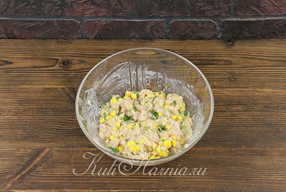Рубленые куриные оладьи рецепт с фото