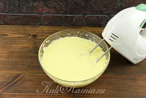 Крем для торта готов