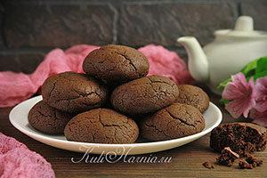 Печенье брауни рецепт