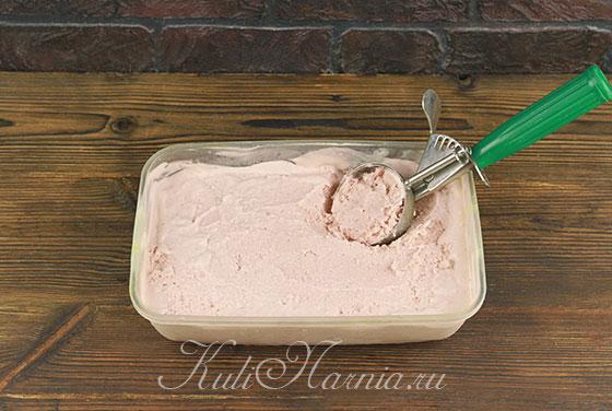 Распределяем мороженое по креманкам