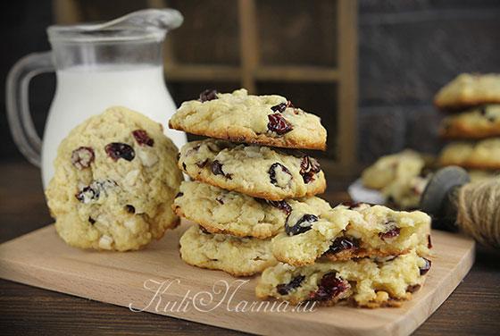 Печенье Кукис готовы