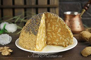 Торт Муравейник из печенья рецепт