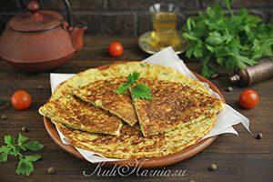 Ленивые хачапури с сыром рецепт
