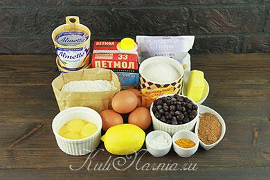 Торт из профитролей рецепт