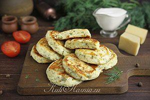 Сырники с сыром рецепт