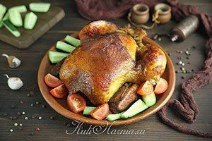 Курица в соевом соусе с медом рецепт
