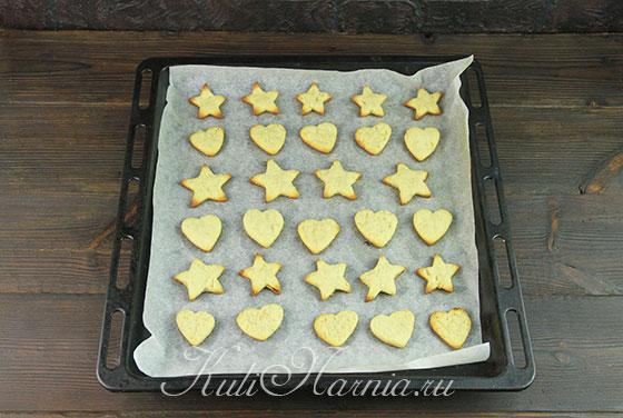 Ставим печень на сыворотке в духовку