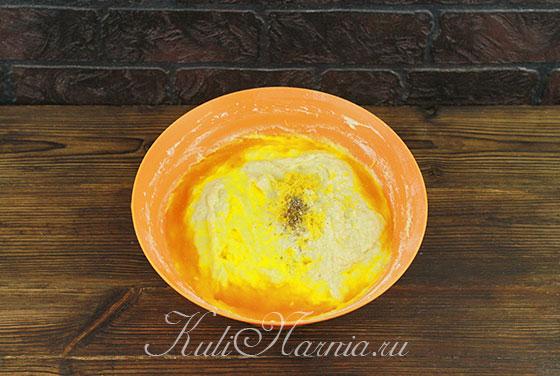 Добавляем в куличное тесто настой шафрана