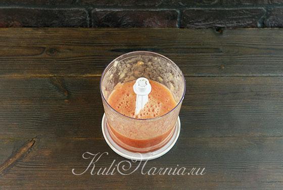 Готовим томатный соус для лазаньи