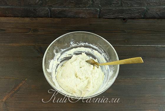 Тесто для сырников с овсяной мукой