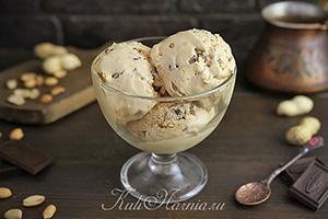 Карамельное мороженое рецепт