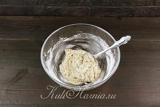 Миндальное тесто для печенья
