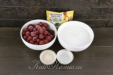 Мармелад в домашних условиях ингредиенты