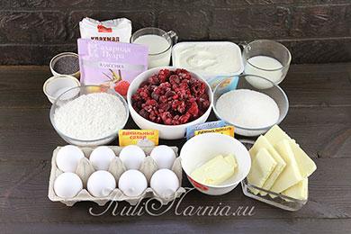 Маковый торт ингредиенты