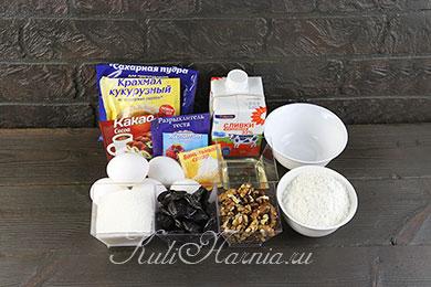 Торт сметанник ингредиенты